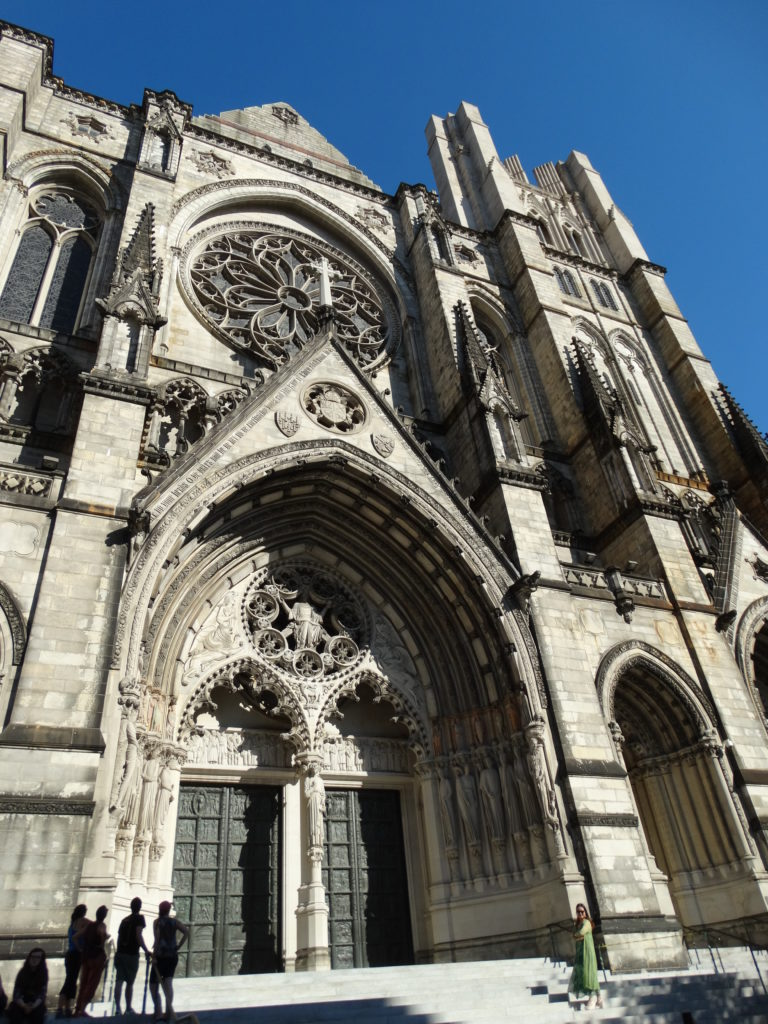 Cathédrale New York