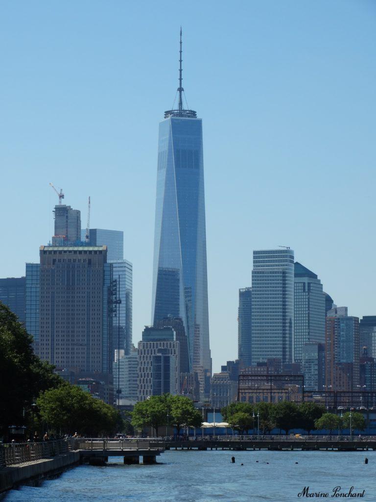 One World Trade Center of New York