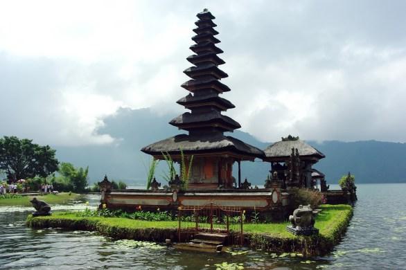 Un tempe de Bali