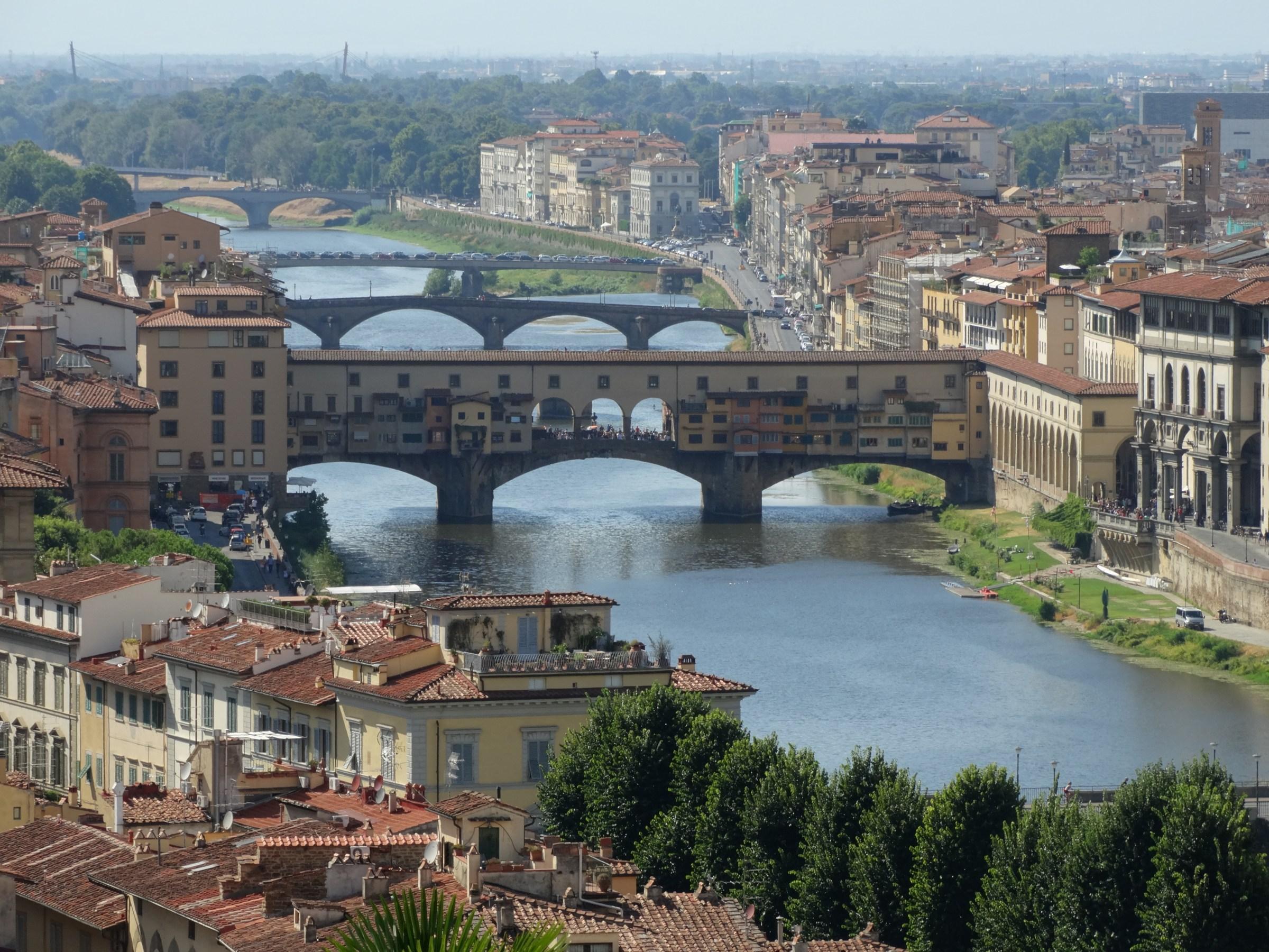 quel budget pour visiter Florence