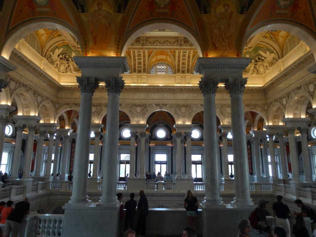 Washington Library Congrès