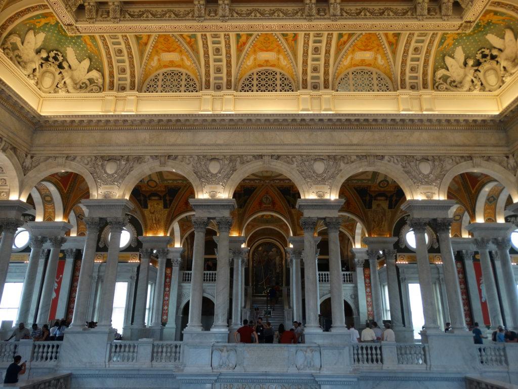 Bibliothèque Washington D.C