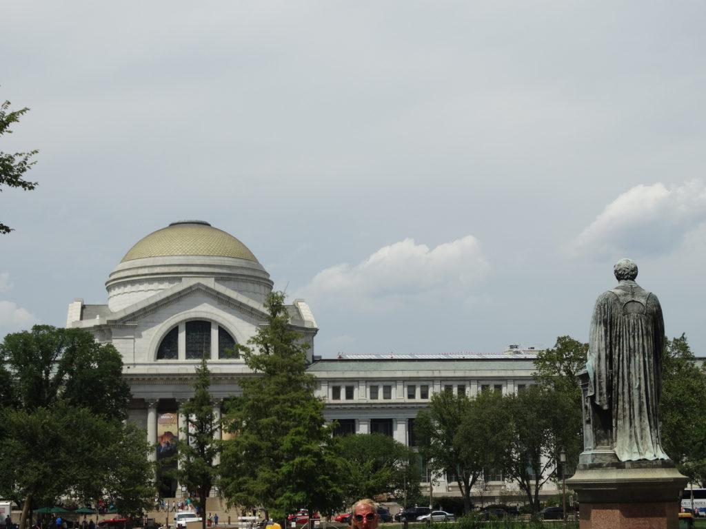 Smithsonian museum of Washington