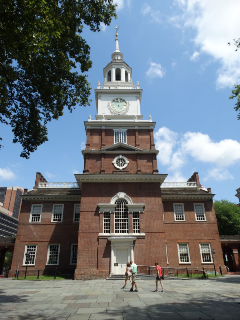 Philly independance hall