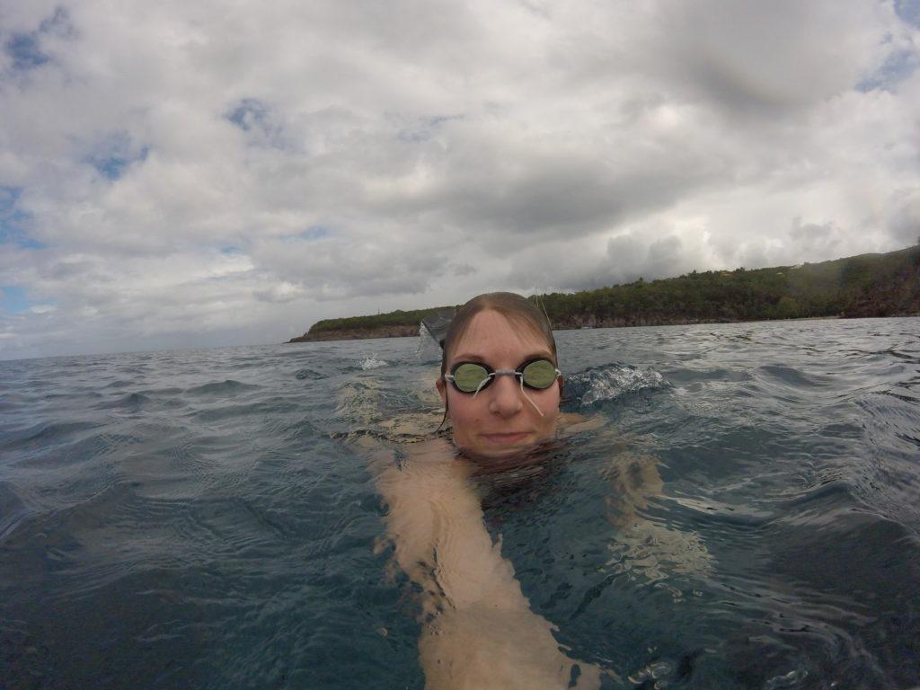snorkeling malendure guadeloupe