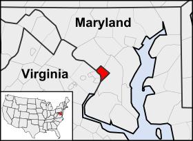 Washington maryland virginia