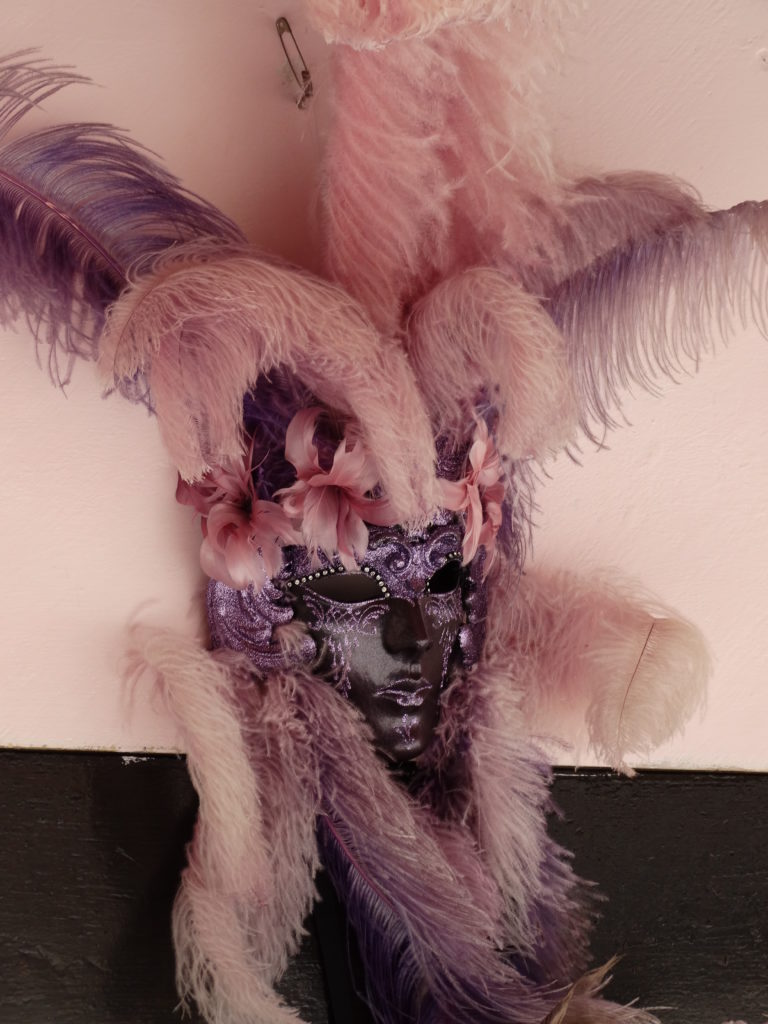 Masque vénitien carnaval