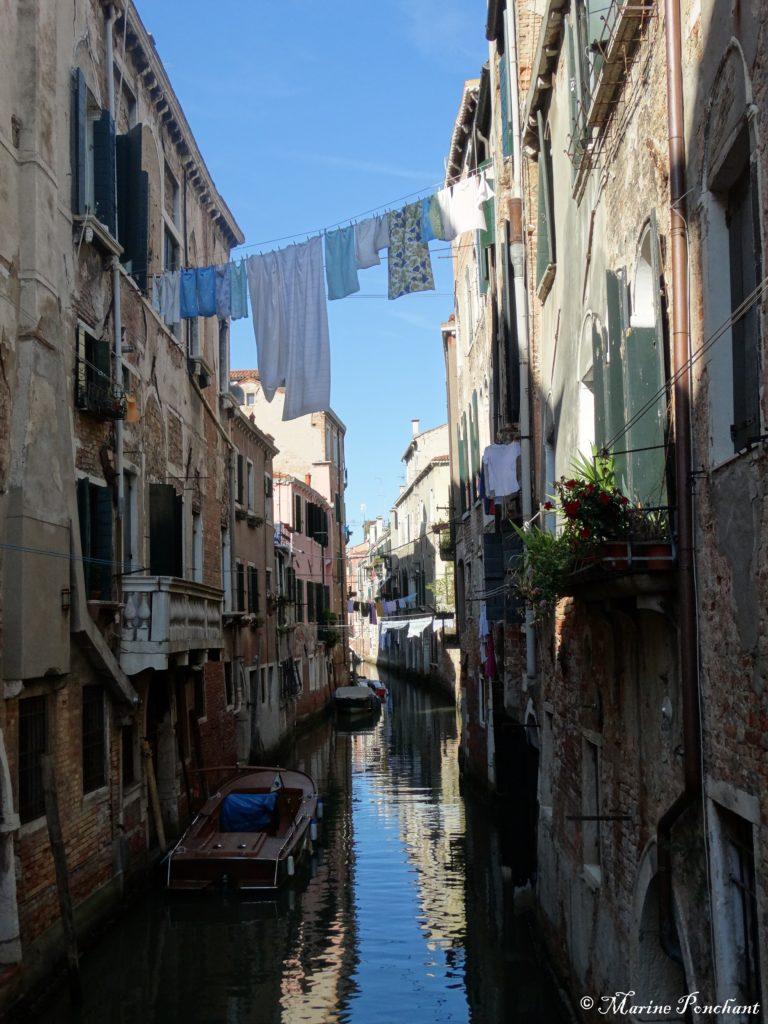 Ruelle typique Venise