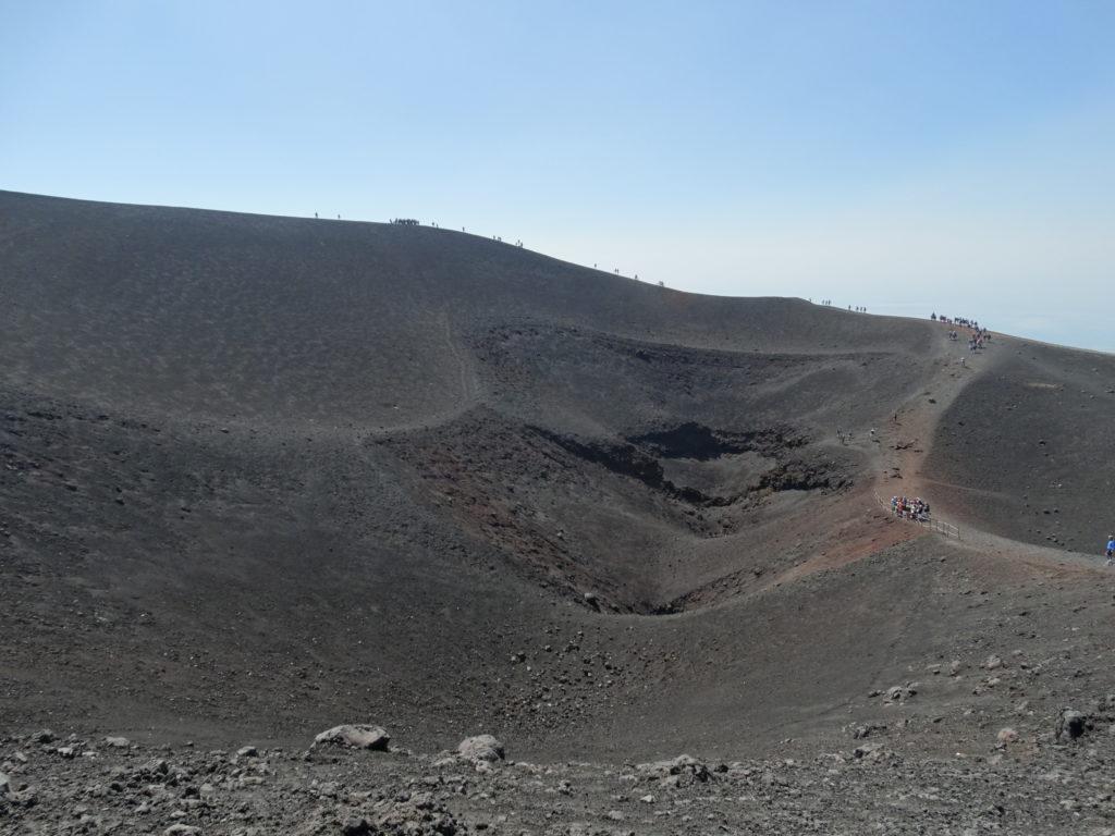 Cratères secondaires de l'Etna