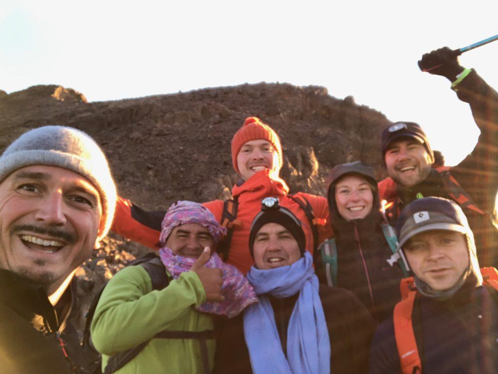 selfie atlas trek challenge
