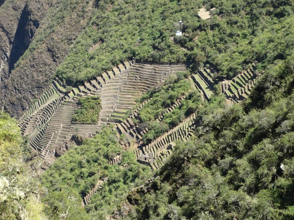 Ruines du site archéologique