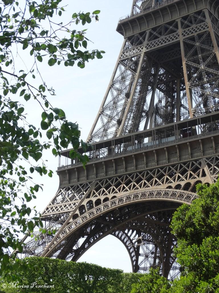 Architecture Tour Eiffel