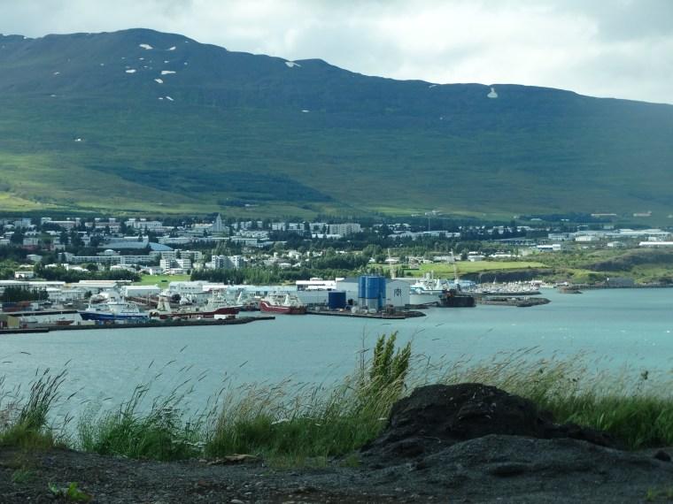 Akureyri, ville Islandaise