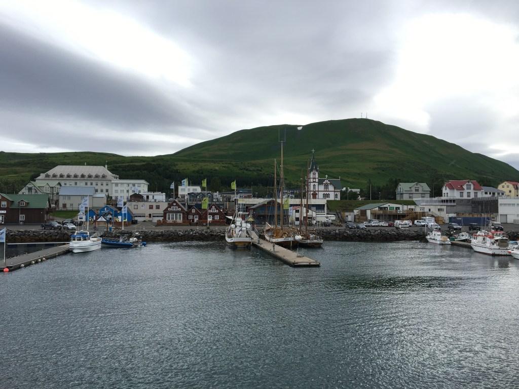 Islande, Husavik et les baleines