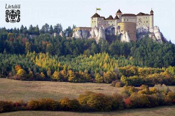 By Association to rescue Lietava castle