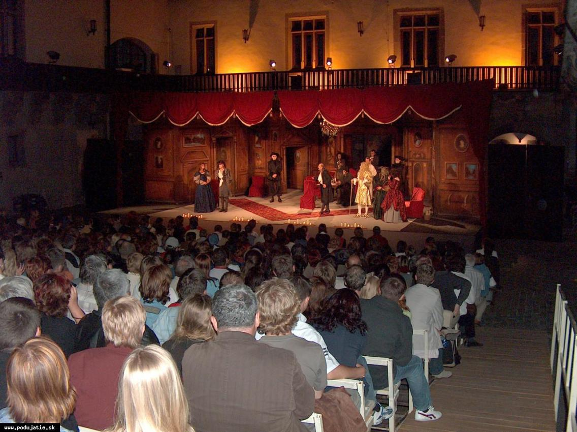 Theatre on the castle