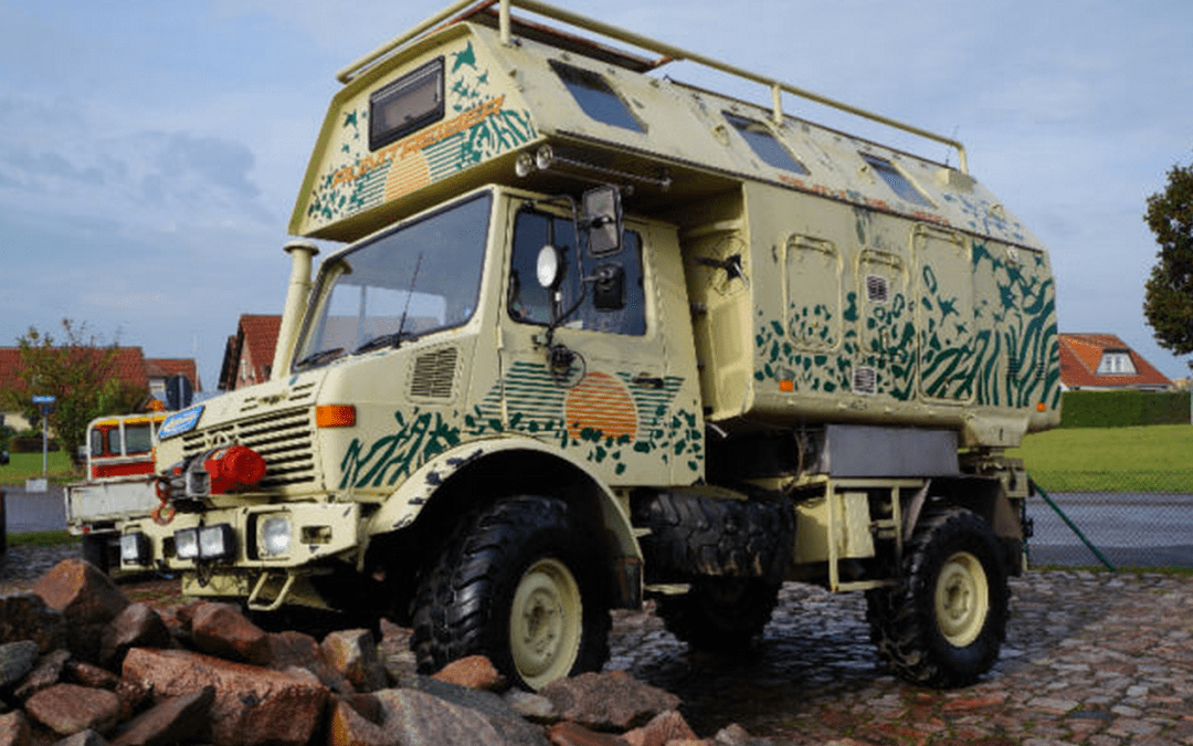 Mercedes-Benz Unimog U1300 – Fully Kitted and ready to go – germany