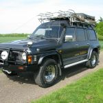 Sold Nissan Safari 4 2 Turbo Diesel Patrol Gr Slx 1994 Y60 Overland Expedition Prepared Vehicle Uk Expedition Vehicles For Sale