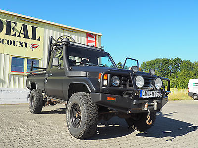 Toyota Land Cruiser HZJ79 Pickup – Great base for a Truck Camper – Germany – €29,000
