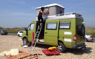 Mercedes 312 4×4 Camper Overland – UK – £22000