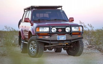 1995 Toyota Land Cruiser – $37,500 USD – USA