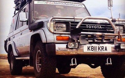 1992 Toyota Landcruiser 2.5TDI Fully Prepared – U.K. – £15995