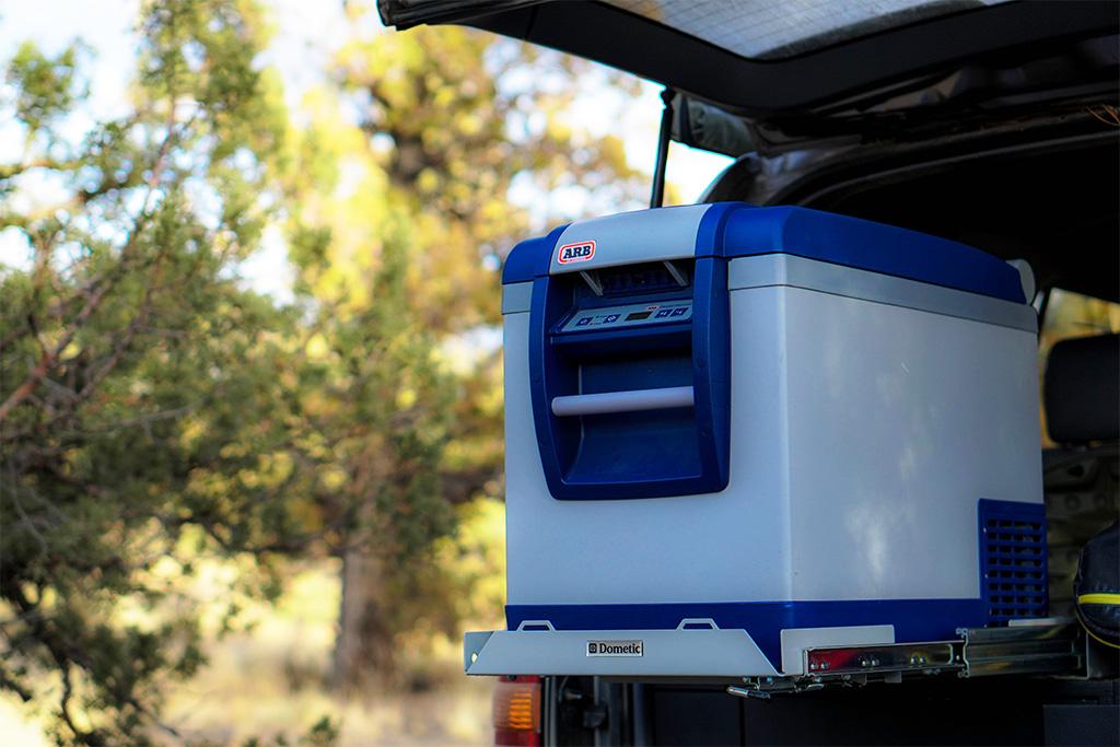Overland Fridge Options ARB Pic