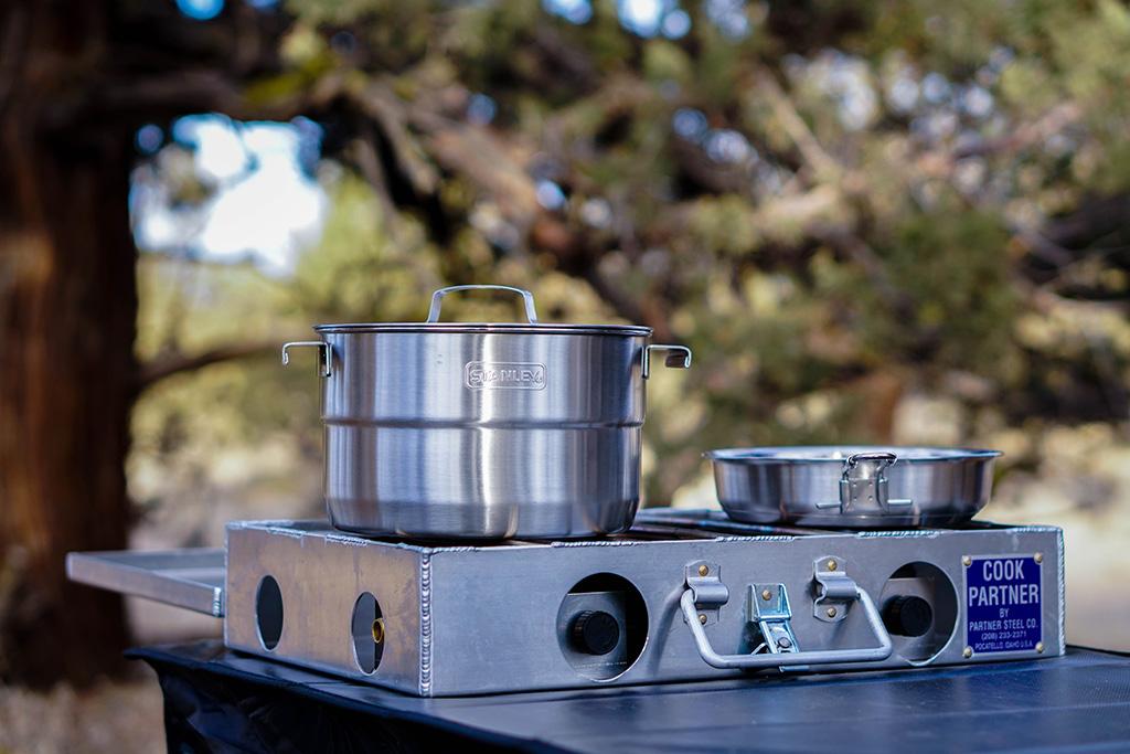 camping cookware set reviews