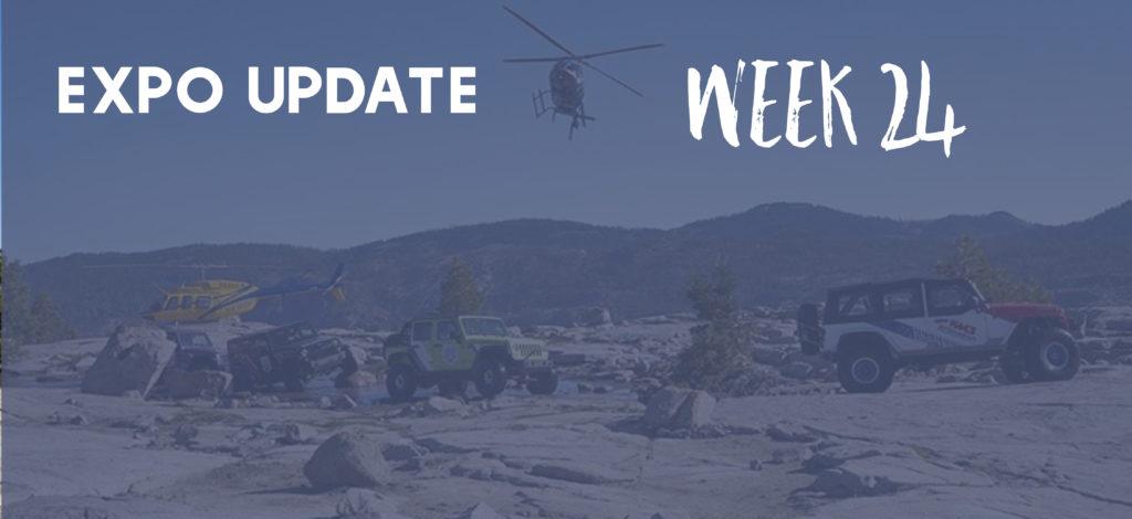 Overland Update – Week 24…