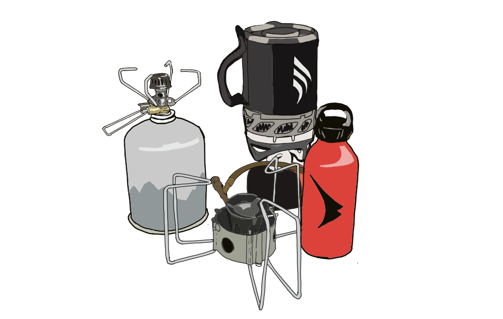 Best Backpacking Stove for Overland Travel
