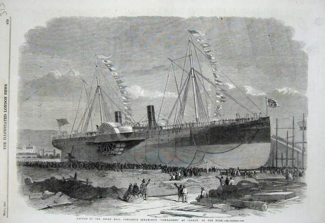 Connaught Launch