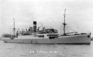 SS City of Cairo