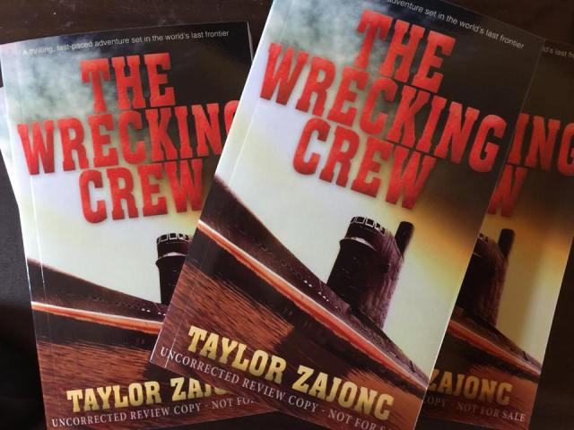 The Wrecking Crew - Advance Reader Copies