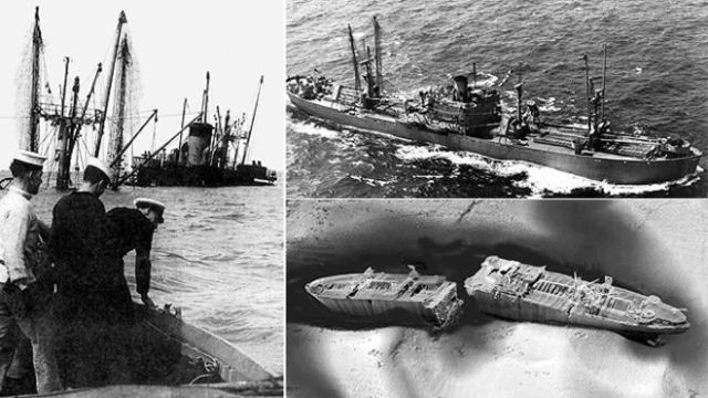 SS-Richard-Montgomery-sonar