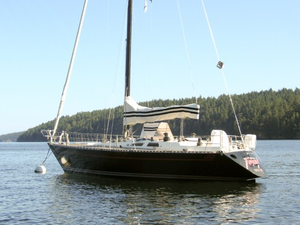 Sold Boat Baltic 42 DP Fury Expedition Yacht Sales LLC