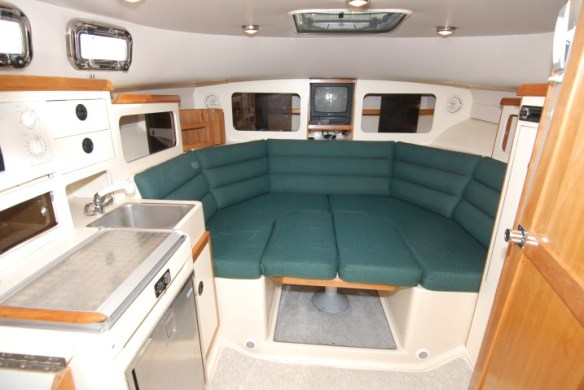 Sold Boat Albin 28 With Yanmar 315 Diesel Expedition