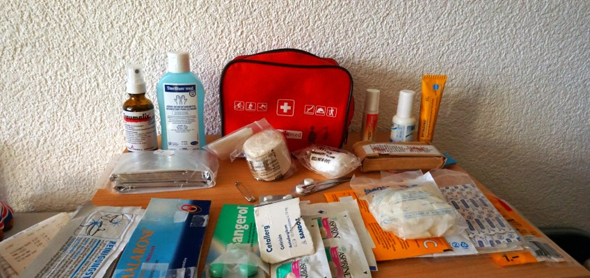 First-aid Kit ExpediTom