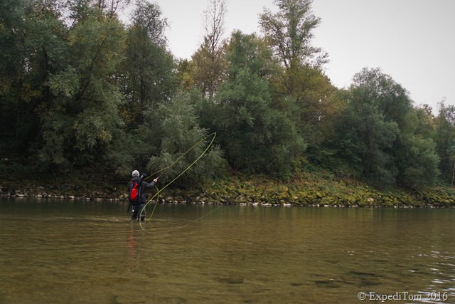 Fly Fishing for Grayling in Switzerland1