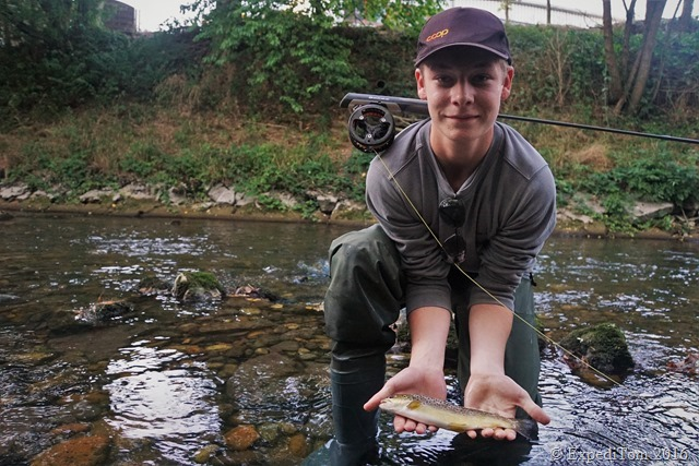 Guided Fly Fishing Trip with Andy 10