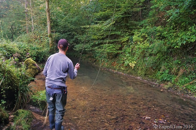 Guided Fly Fishing Trip with Andy 3
