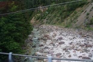 Emerald green rivers in Slovenia