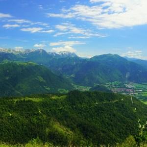 The Alps in Slovenia