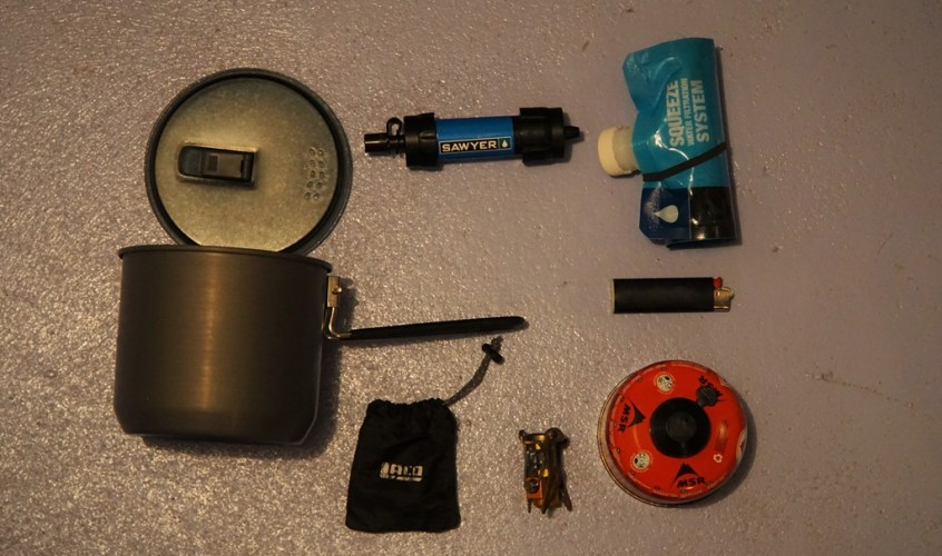 Packing List for a Two Days Fly Fishing Trip