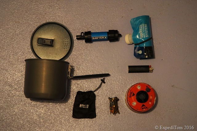 Packing List for a Two Days Fly Fishing Trip Kitchen equipment