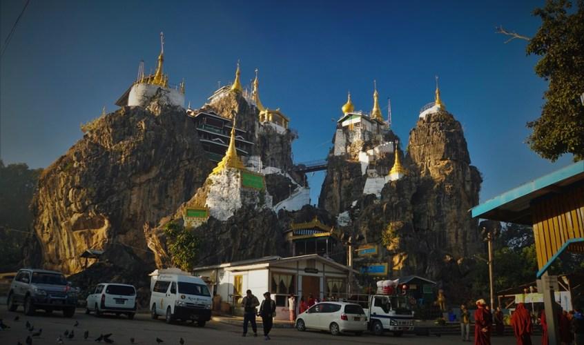 Travel to Loikaw, Kayah State Myanmar