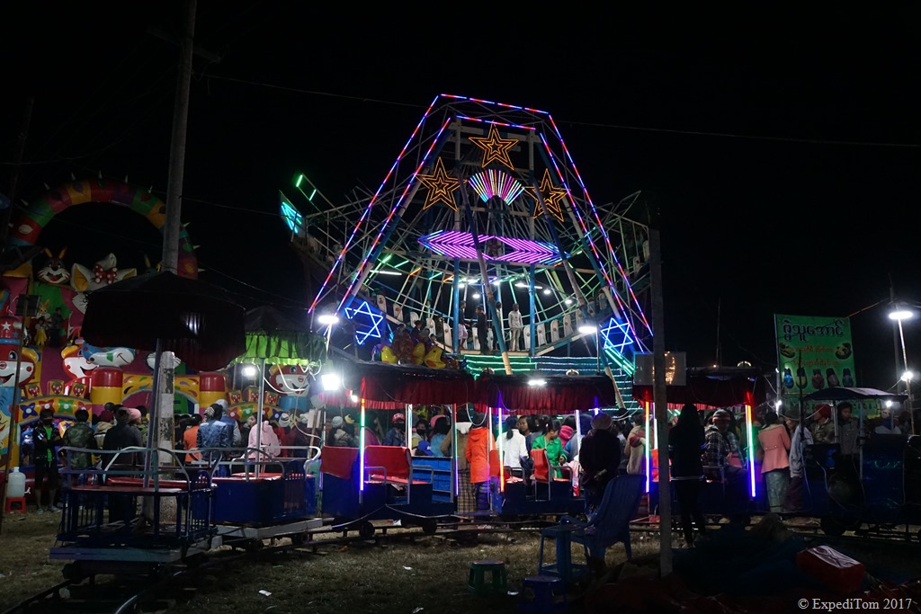 Fair of the 65th anniversary of the Kayah state in Myanmar