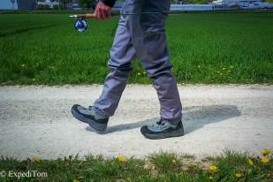 Comfortable walking with the Taimen Khatanga wading boots