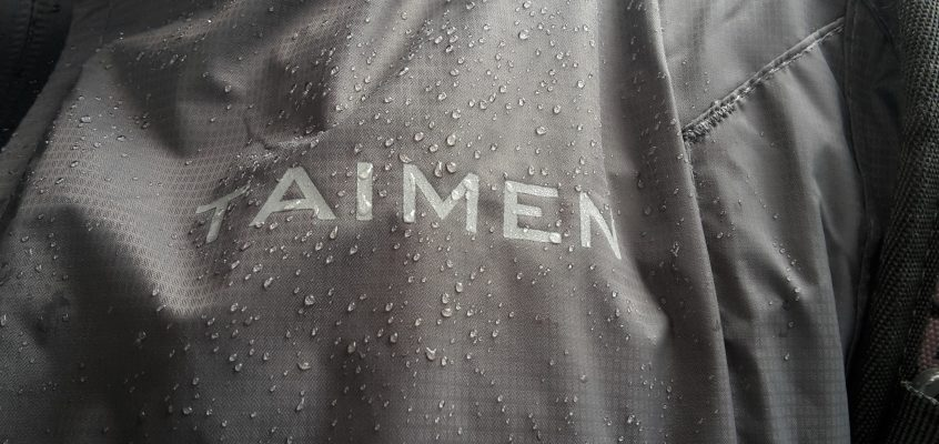 Taimen Shilka Ultralight Wading Jacket Review