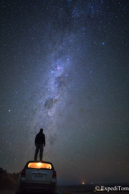 The most magnificent night sky I have ever witnessed