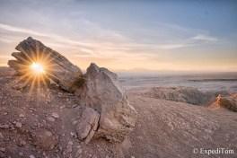 Desert Sunrise Level Atacama